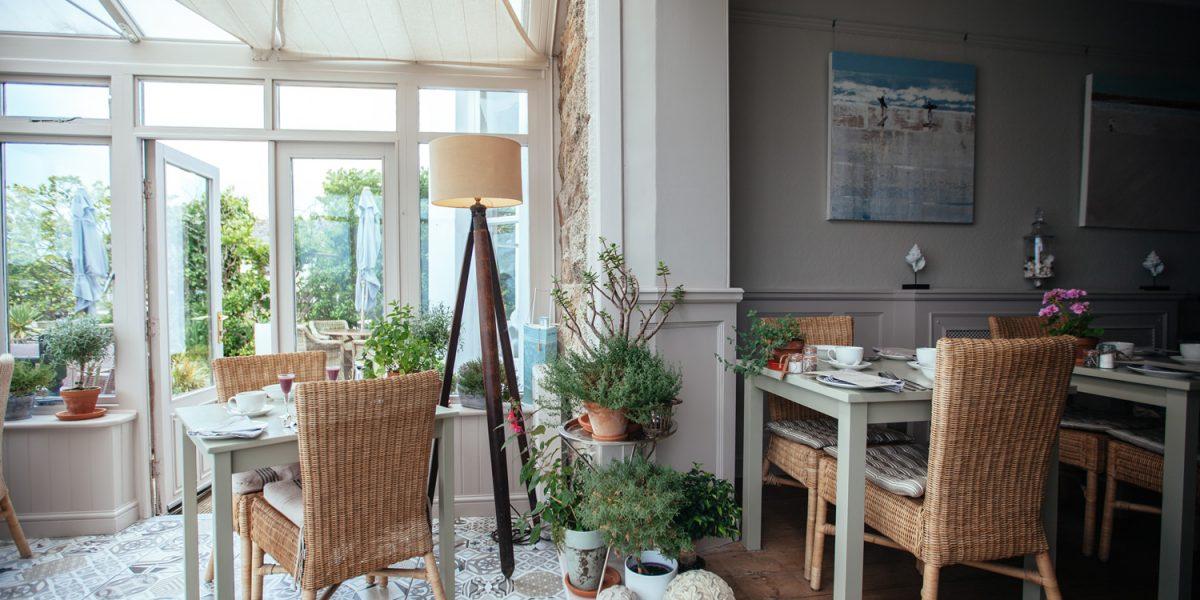 HeadlandHouseHotel Breakfast Room