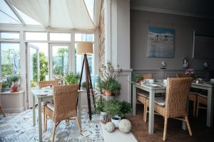HeadlandHouseHotel Breakfast Room